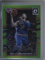Willy Hernangomez #/175