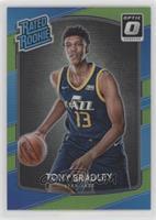 Rated Rookies - Tony Bradley #46/175
