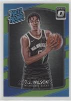 Rated Rookies - D.J. Wilson /175