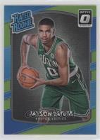Rated Rookies - Jayson Tatum #118/175