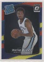 Rated Rookies - Wayne Selden