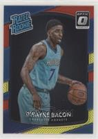 Rated Rookies - Dwayne Bacon