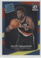 Rated Rookies - Caleb Swanigan