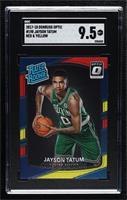 Rated Rookies - Jayson Tatum [SGC9.5Mint+]