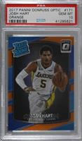Rated Rookies - Josh Hart [PSA 10 GEM MT] #/199