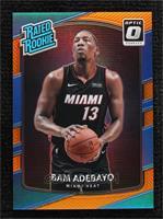 Rated Rookies - Bam Adebayo #/199