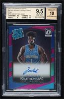 Rated Rookies - Jonathan Isaac [BGS 9.5 GEM MINT] #/25