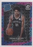 Rated Rookies - Jarrett Allen #/79