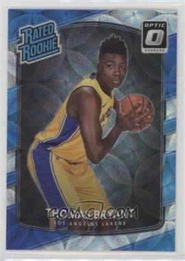 2017-18 Panini Donruss Optic - [Base] - Premium #160 - Rated Rookies - Thomas Bryant /249