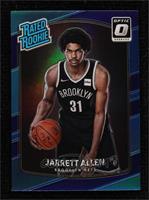 Rated Rookies - Jarrett Allen [Noted]