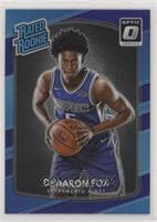 Rated Rookies - De'Aaron Fox