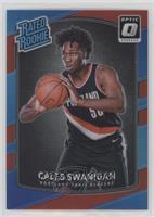 Rated Rookies - Caleb Swanigan #/99