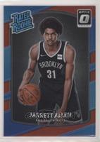 Rated Rookies - Jarrett Allen #/99
