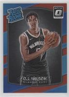 Rated Rookies - D.J. Wilson /99