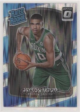 2017-18 Panini Donruss Optic - [Base] - Retail Wave #198 - Rated Rookies - Jayson Tatum