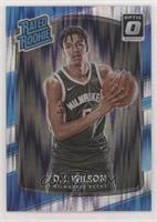 Rated Rookies - D.J. Wilson