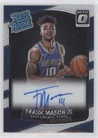 Rated Rookies - Frank Mason III