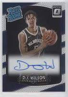 Rated Rookies - D.J. Wilson