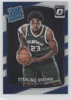 Rated Rookies - Sterling Brown