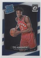 Rated Rookies - OG Anunoby