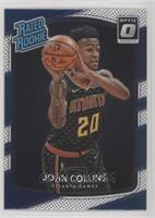 Rated Rookies - John Collins