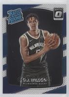Rated Rookies - D.J. Wilson [EXtoNM]