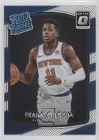 Rated Rookies - Frank Ntilikina