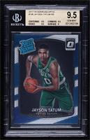 Rated Rookies - Jayson Tatum [BGS9.5GEMMINT]