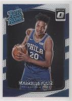 Rated Rookies - Markelle Fultz [Noted]