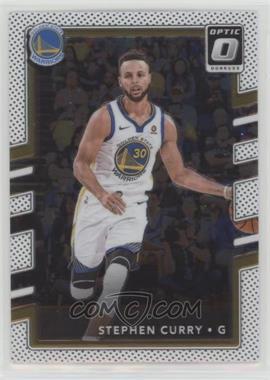 2017-18 Panini Donruss Optic - [Base] #46 - Stephen Curry