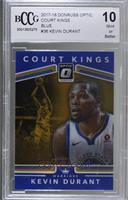 Kevin Durant /85 [BCCG Mint]