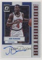 Joe Dumars #/49