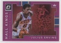 Julius Erving #/25