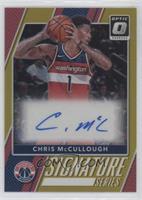Chris McCullough #/10