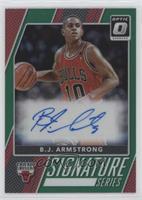 B.J. Armstrong #/5