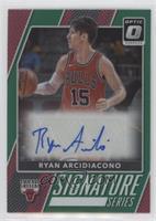 Ryan Arcidiacono #/5