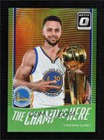 Stephen Curry #80/175