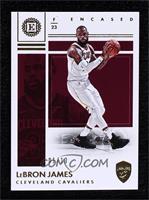 LeBron James #/10
