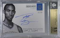 Rookie Endorsements - Terrance Ferguson [BGS 9.5 GEM MINT] #/99
