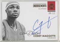 Corey Maggette #/10
