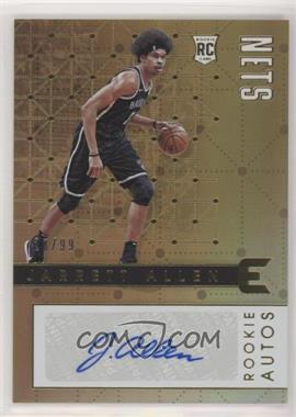 2017-18 Panini Essentials - [Base] #221 - Rookie Autographs - Jarrett Allen /99