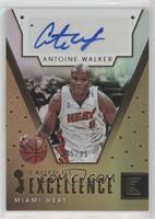Antoine Walker #/35