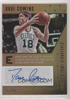 Dave Cowens #/99