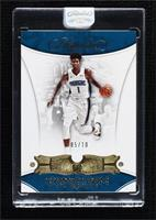 Jonathan Isaac [Uncirculated] #/10