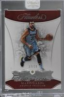 Marc Gasol [Uncirculated] #/20