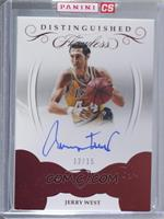 Jerry West /15 [Uncirculated]