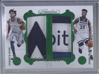 Derrick Rose, Jimmy Butler /5
