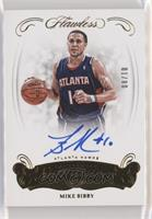 Mike Bibby [EX to NM] #/10