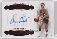 Jerry West /15