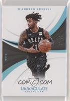 D'Angelo Russell [Noted] #/25